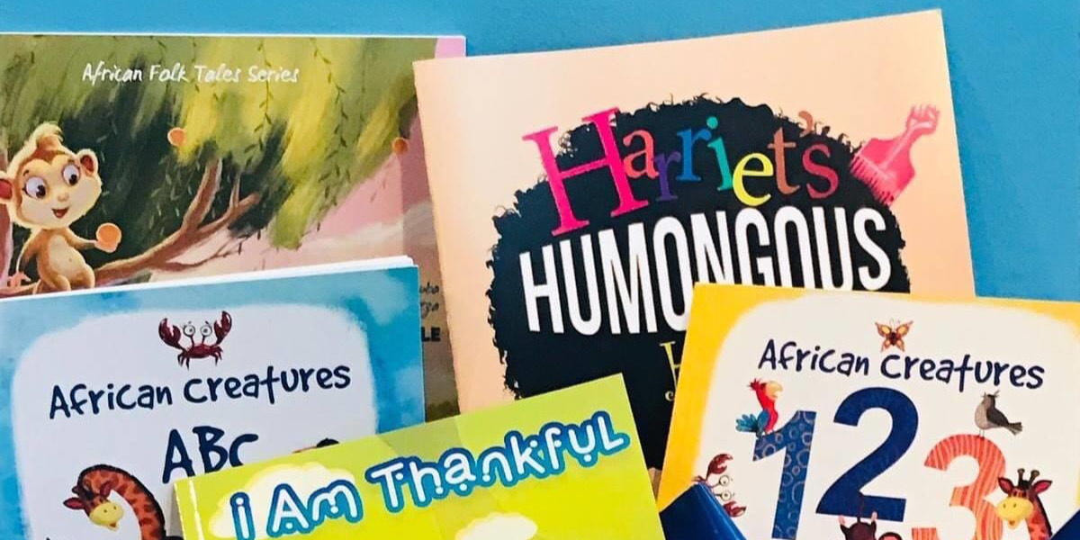 Books from the Facebook page of Asilikids.com