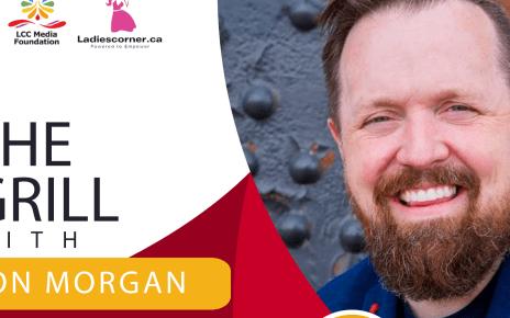 Jon Morgan, YEG City Council candidate for Ward Ipiihkoohkanipiaohtsi.