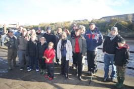 Ladies Fishing, River Tyne