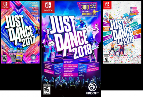 Just Dance 2018 (Switch) Review | Ladiesgamers com