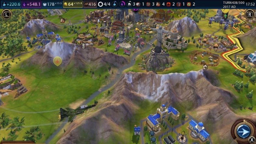 Civilization 6 (Switch) Beginners Guide 5: Envoys and City
