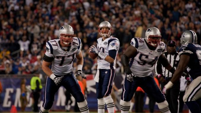Tom Brady Quarterback for the New England Patriots