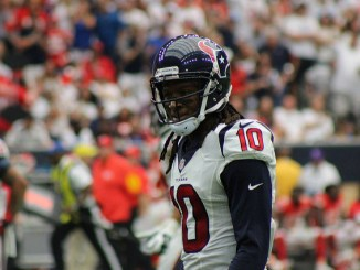 Houston Texans Wide Receiver DeAndre Hopkins