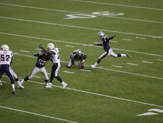 New England Patriots kicker Stephen Gostkowski