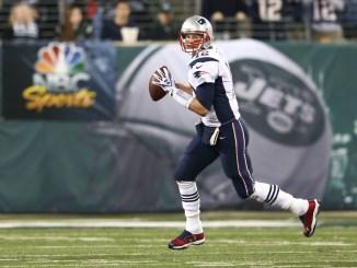 New England Quarterback Tom Brady. 2020 Way-Too-Early NFL Fantasy Football Quarterback Rankings