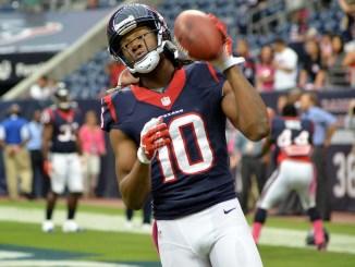 NFL wide receiver DeAndre Hopkins