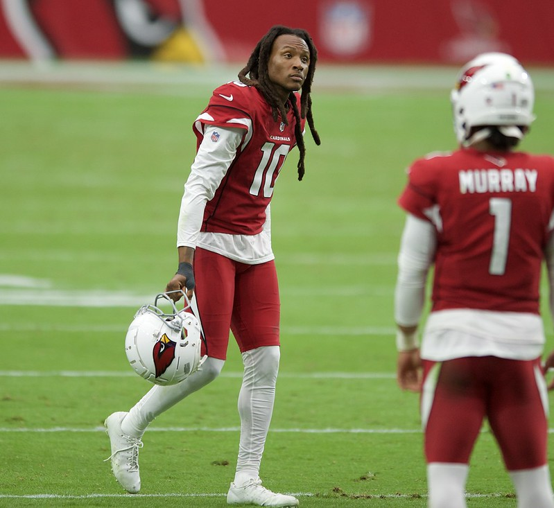 NFL Arizona Cardinals wide receiver DeAndre Hopkins