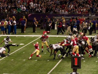 NFL Baltimore Ravens kicker Justin Tucker