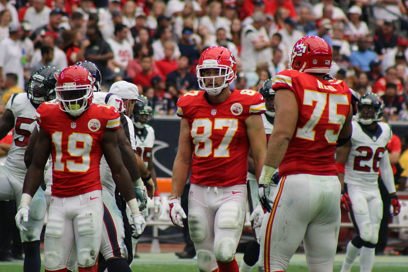 NFL Kansas City Chiefs tight end Travis Kelce