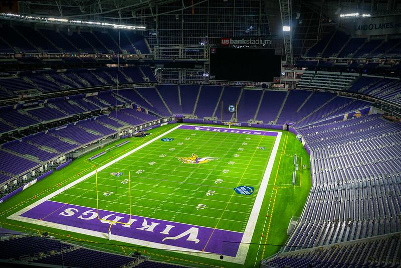 NFL Minnesota Vikings Stadium
