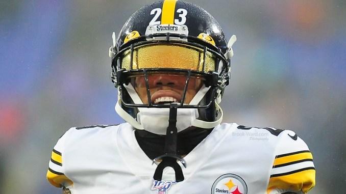 NFL Pittsburgh Steelers cornerback Joe Haden
