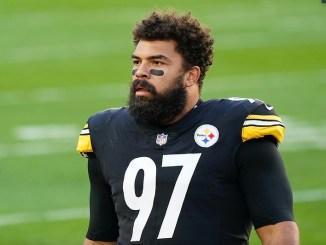 Pittsburgh Steelers defensive tackle Cameron Heyward