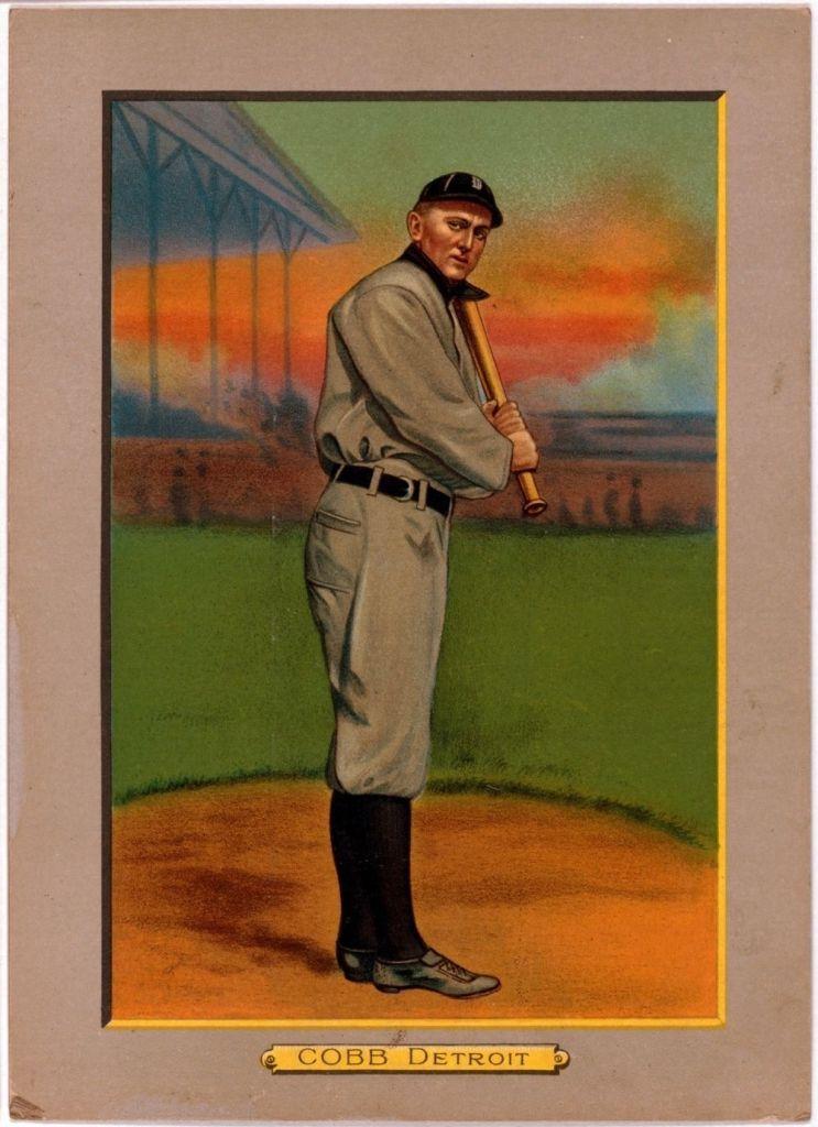 Detroit Tigers Ty Cobb