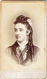 1870s late victorian ladies