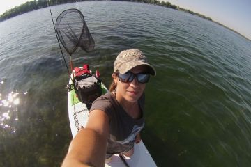 Learn about paddleboard fishing (called SUP). Learn if SUP is right for you!