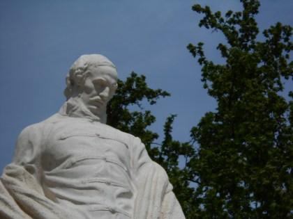 Lajos Kossuth - national hero