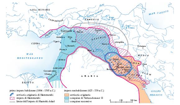 LAntichissima citt di Babilonia  OCULUS AQUILAE