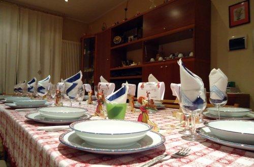 Belvedere Fogliense, 11 novembre 2011. A tavola con la Dirce