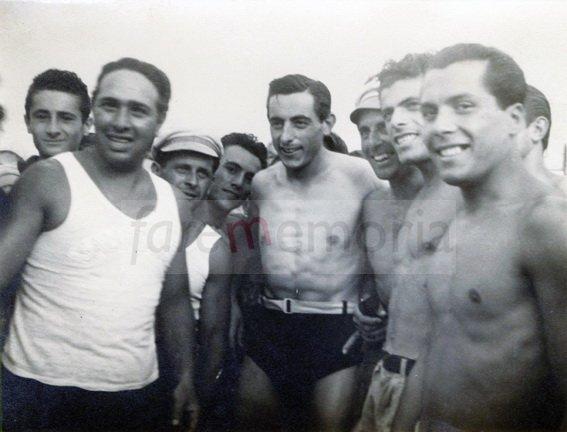 Pesaro 1950. Fausto Coppi