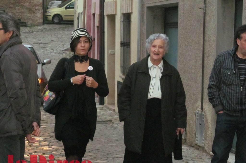 cristina e ida a belvedere fogliense - 2014