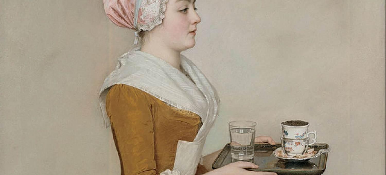 Liotard, La cioccolataia