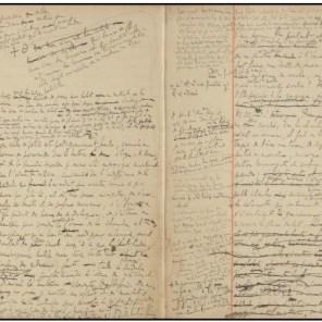 Proust - Swann - prima stesura