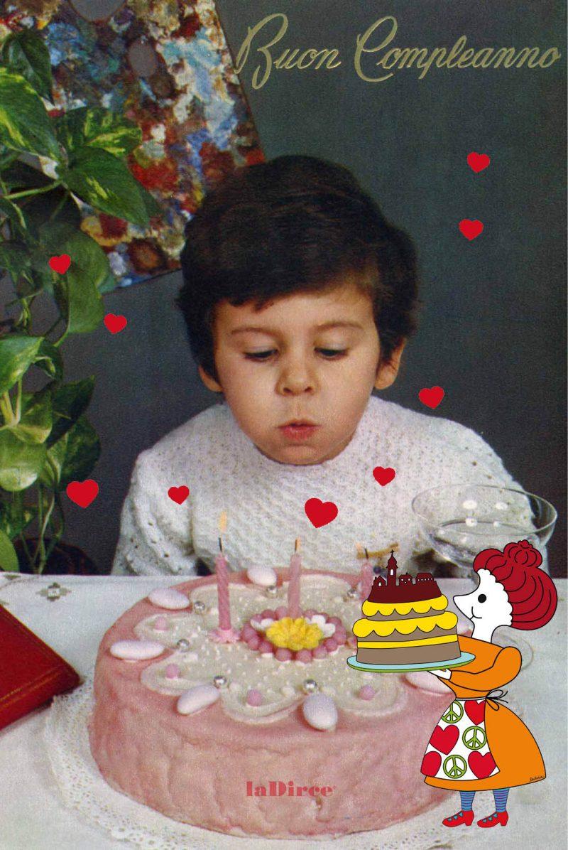 laDirce - compleanno 2017