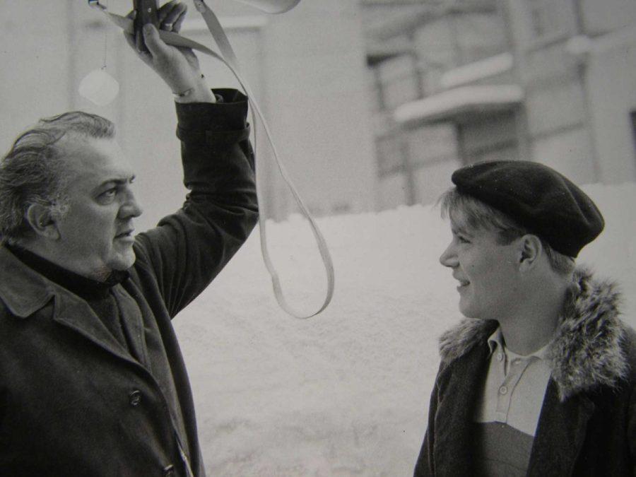Fellini e Bruno Zanin - Wikipedia