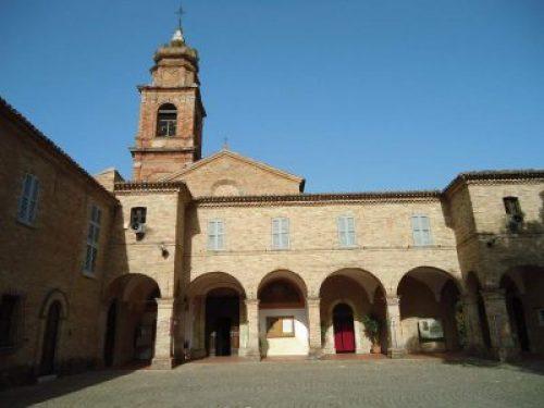 Mombaroccio (PU), Convento del Beato Sante