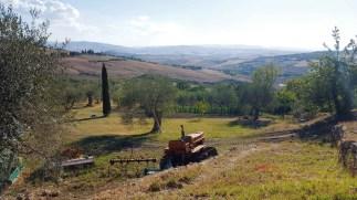 Monticchiello, estate 2017