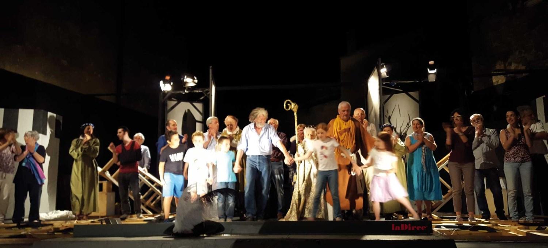Monticchiello, estate 2016 - Notte di attesa