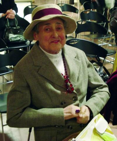 MAria Teresa Badioli (Pesaro, 1023-2010)