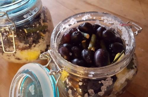 Olive nere alla marchigiana