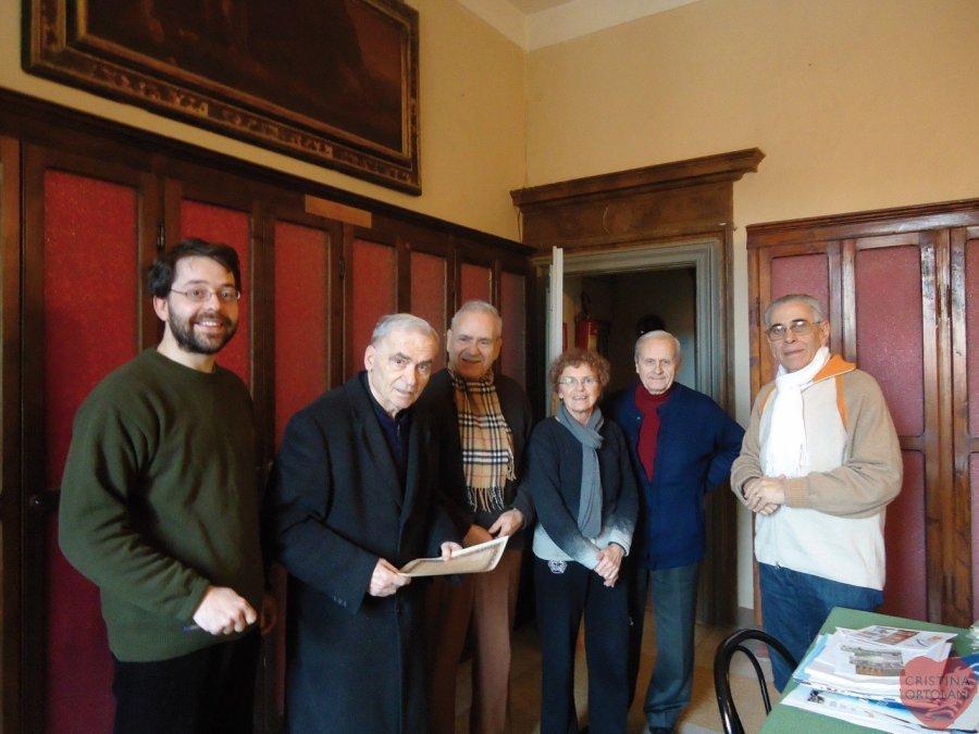 Archivio diocesano Pesaro don Igino Corsini