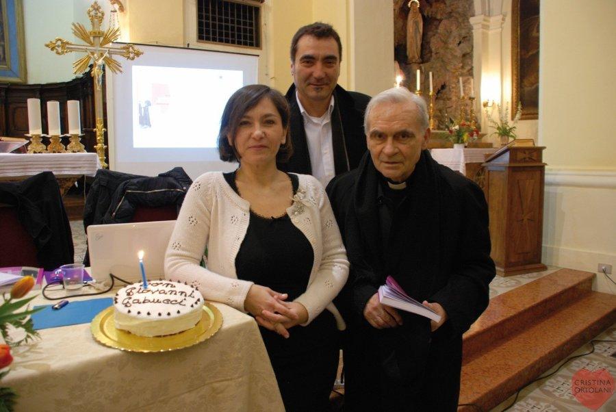 Sant'Angelo in Lizzola (Vallefoglia) 2011 - don Igino Corsini