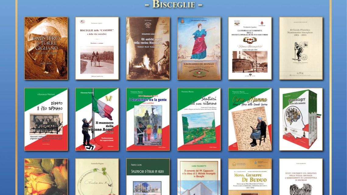 Il Club per l'Unesco dona libri alla Biblioteca Comunale di Bisceglie