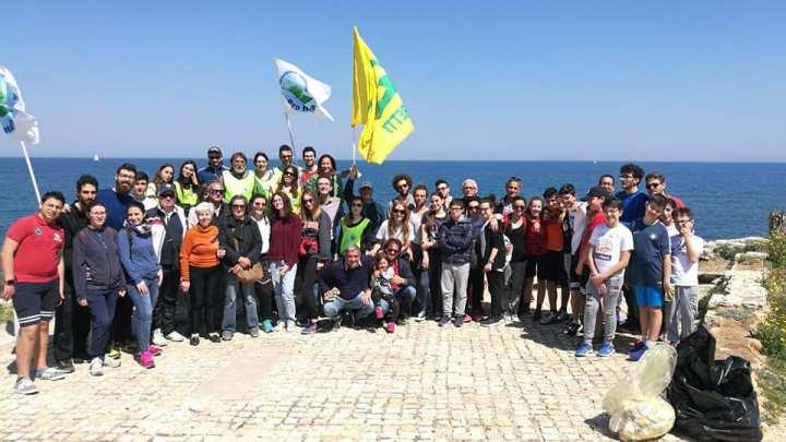 Pro Natura: una bella giornata a Ripalta, raccolti 200 metricubi di rifiuti
