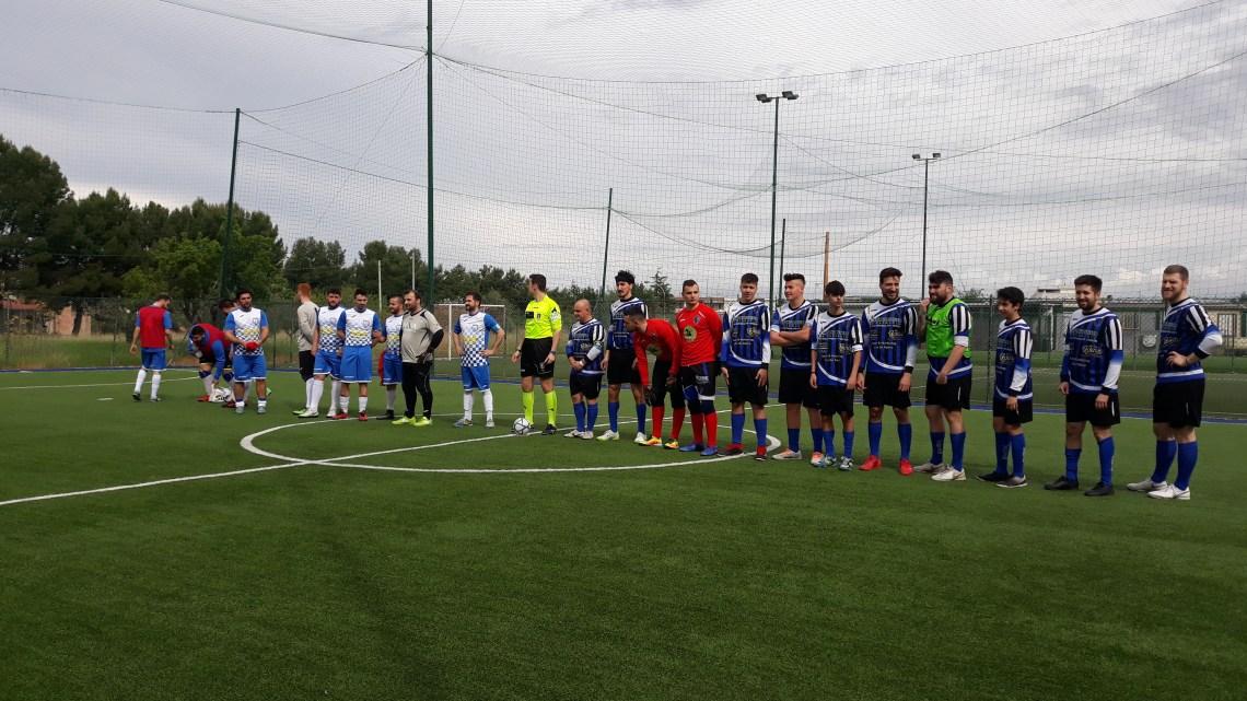 Termina in parità il derby  Futbol Cinco-Nettuno