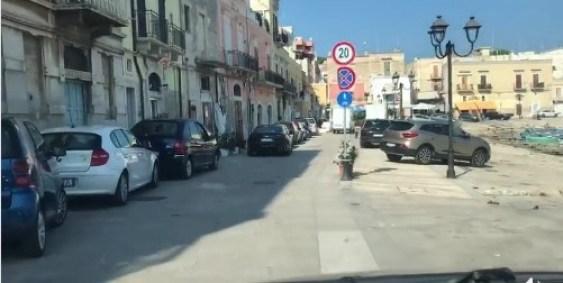 Capurso (Il Faro-PdCi): «Si sistemi quanto prima la segnaletica di via La Spiaggia»