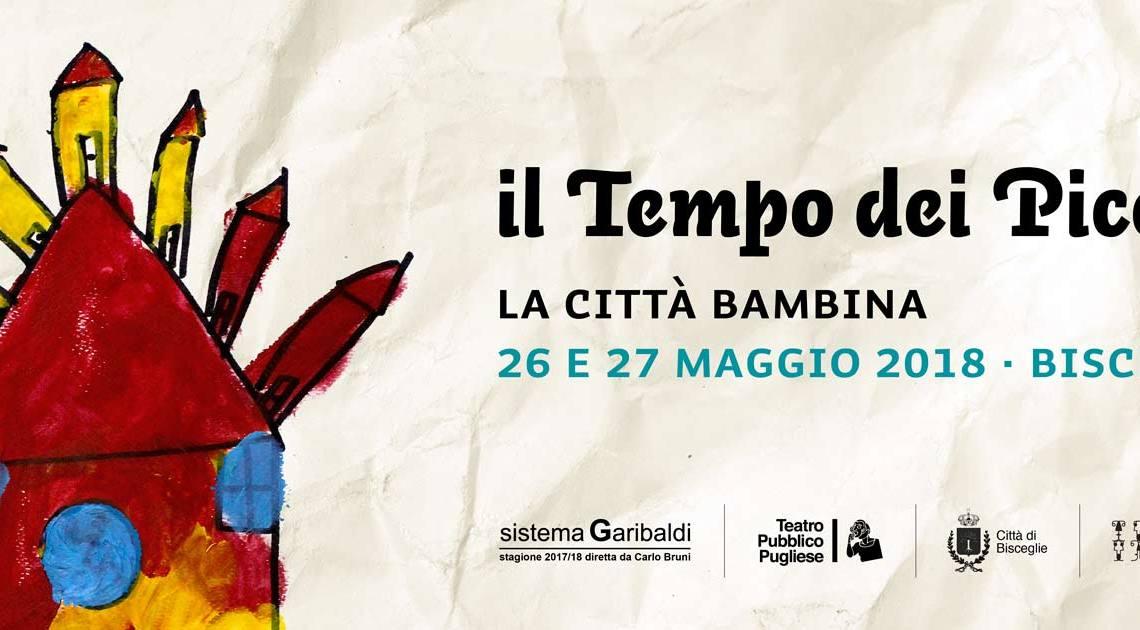 """""""Progetto Garibaldi"""", domani la presentazione de """"Il tempo dei piccoli"""""""