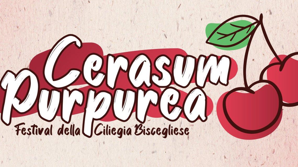 """Arriva il primo festival della ciliegia biscegliese: """"Cerasum Purpurea"""""""