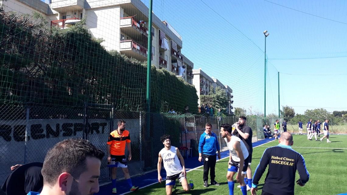 Futbol Cinco, il Putignano a Bisceglie per la finalissima PlayOff C2