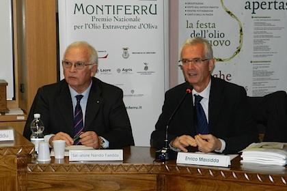 """Premio Nazionale olio extravergine Montiferru, al frantoio Galantino la """"Gran Manzione"""""""