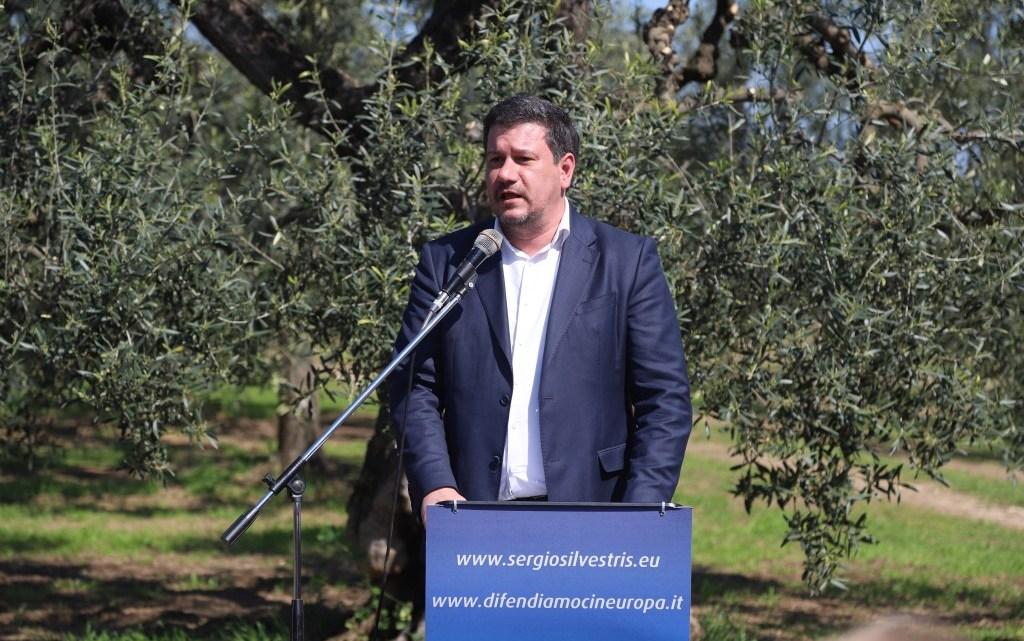 Europee, Silvestris ringrazia i suoi elettori: 25mila voti non sono bastati