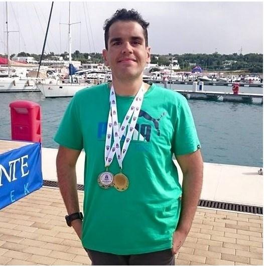 Nuoto, Di Pierro tenta la traversata dello stretto di Gibilterra
