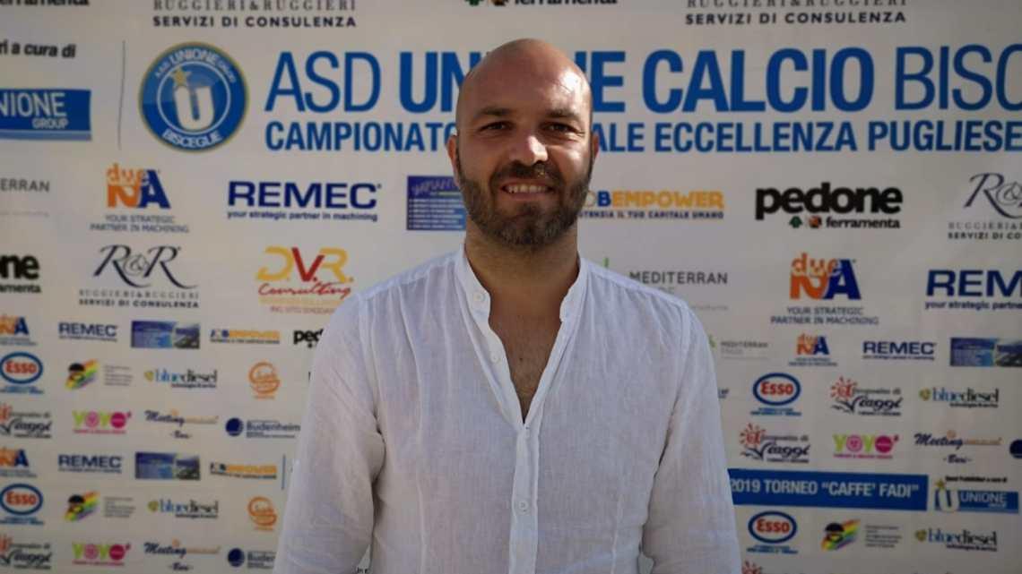 Unione Calcio, Luigi Di Simone è il nuovo allenatore