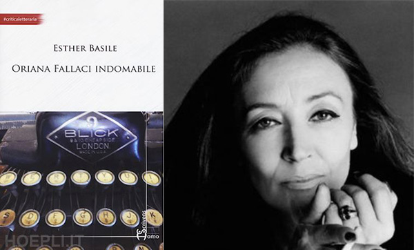 "Bisceglie, Esther Basile presenta ""Oriana Fallaci Indomabile"""