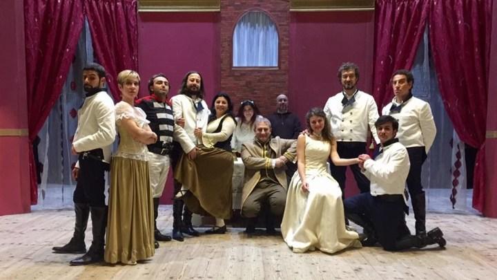 Domenica 30 giugno la Compagnia dei Teatranti al teatro Don Sturzo