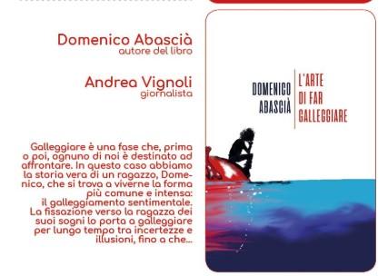 """""""L'arte di far galleggiare"""", il 16 giugno Domenico Abascià alle """"Vecchie Segherie"""""""