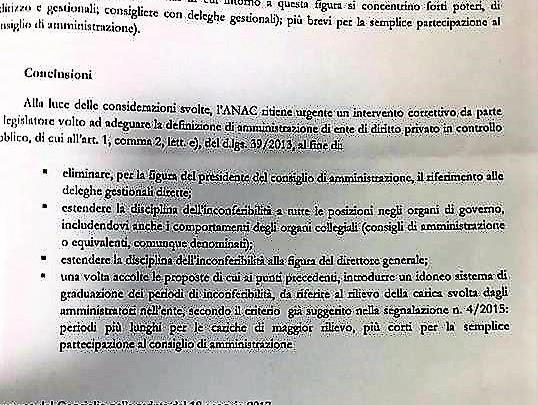 Spina su nomina InnovaPuglia: «Nessuna incompatibilità, invito a leggere parere Anac»